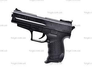 Пистолет игрушечный с пульками, P2022, цена