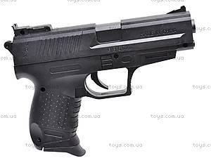 Пистолет игрушечный с пульками, P2022, детские игрушки