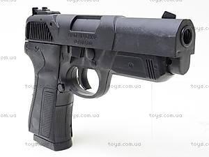 Пистолет игрушечный, с пулями, MP800, купить