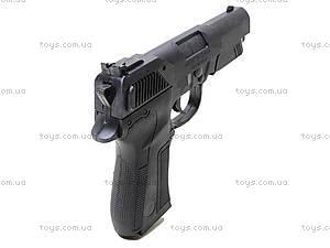 Пистолет игрушечный, с пулями, MP800, фото