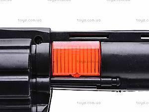 Пистолет интерактивный, 810-1, игрушки
