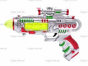 Пистолет искрящийся, 666B