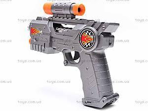 Пистолет лазерный, 8 звуков, 235, цена