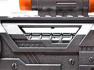 Пистолет лазерный, 8 звуков, 235, детские игрушки
