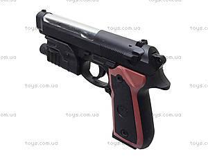 Пистолет детский, с пулями, M163, купить