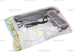 Пистолет детский, с пулями, M163, цена