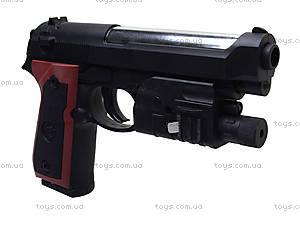 Пистолет детский, с пулями, M163, детские игрушки