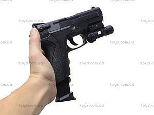 Игрушечный пистолет с лазерным прицелом, M4013A, купить