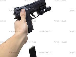 Игрушечный пистолет с лазерным прицелом, M4013A, отзывы