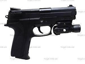 Игрушечный пистолет с лазерным прицелом, M4013A, детские игрушки