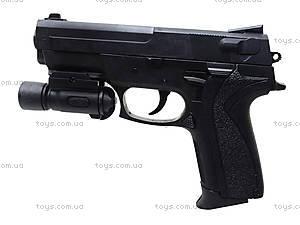 Игрушечный пистолет с лазерным прицелом, M4013A, toys.com.ua
