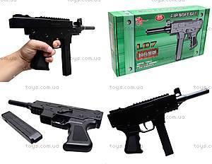 Металлический пистолет L07, L07