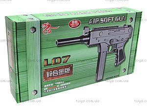 Металлический пистолет L07, L07, цена