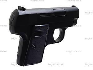 Металлический пистолет D9, с пульками, D9, купить