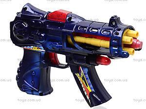 Пистолет для детей, музыкальный, 213, фото
