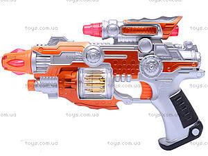 Пистолет музыкальный, JQ6299-2