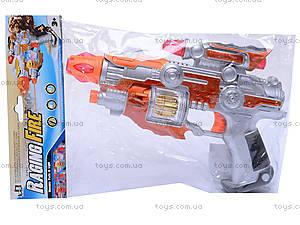 Пистолет музыкальный, JQ6299-2, фото