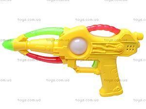 Пистолет музыкальный «Бластер», 2247, фото