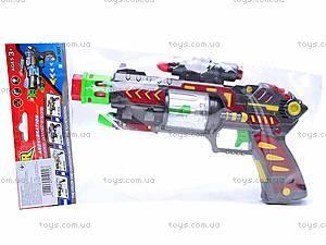 Пистолет музыкальный лазерный, HRF-9023, фото