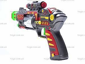 Пистолет музыкальный лазерный, HRF-9023, отзывы