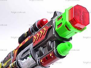 Пистолет музыкальный лазерный, HRF-9023, цена