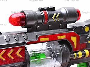 Пистолет музыкальный лазерный, HRF-9023, магазин игрушек