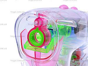 Пистолет «Мыльные пузыри», 69868В, фото