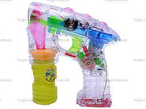 Пистолет «Мыльные пузыри», 69868В