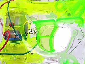 Пистолет-мыльные пузыри, 00228A, фото