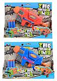 "Пистолет на поролоновых ""Firearms"", Z1138-1, фото"