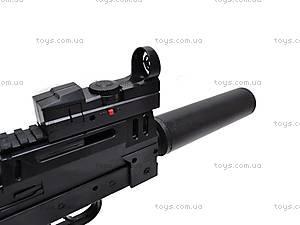 Пистолет на пульках лазерный, X.D0203B, фото