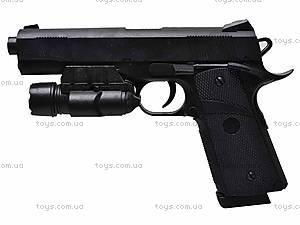 Пистолет на пулях с прицелом, P.661A