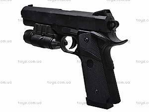 Пистолет на пулях с прицелом, P.661A, фото