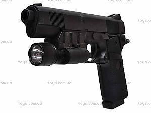 Пистолет на пулях с прицелом, P.661A, отзывы