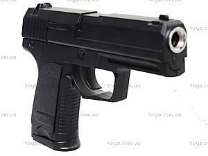 Игрушечный металлический пистолет с пульками, P.13, купить