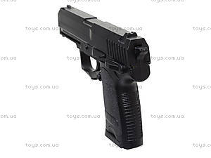 Игрушечный металлический пистолет с пульками, P.13, цена