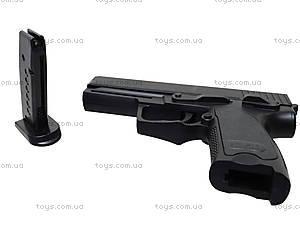 Игрушечный металлический пистолет с пульками, P.13, магазин игрушек
