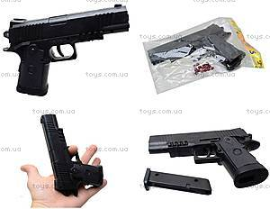 Игрушечный пистолет на пульках, P678C