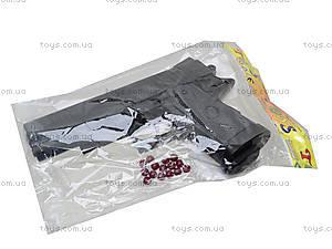 Игрушечный пистолет на пульках, P678C, детские игрушки