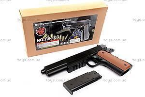 Пистолет под пластиковые пульки, FS103A1, фото