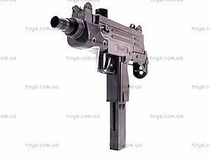 Пистолет-пулемёт «УЗИ», D0809, купить