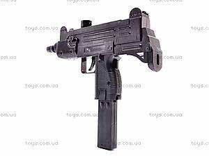 Пистолет-пулемёт «УЗИ», D0809, фото