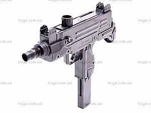 Пистолет-пулемёт «УЗИ», D0809