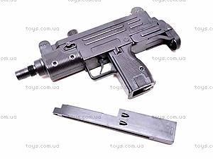 Пистолет-пулемёт «УЗИ», D0809, детские игрушки