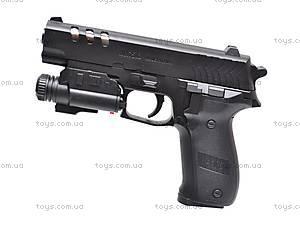 Пистолет с фонариком, 7502-2, отзывы
