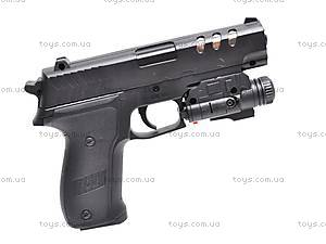Пистолет с фонариком, 7502-2, цена
