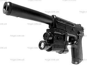 Пистолет с глушителем, SP2022-86, купить