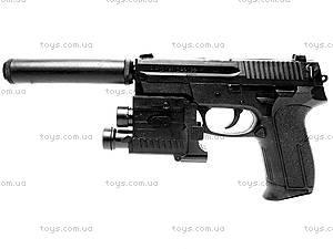 Пистолет с глушителем, SP2022-86