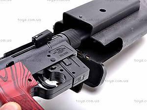Пистолет с кобурой, 399A, игрушки