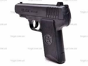 Пистолет с комплектом пулек, 333, фото